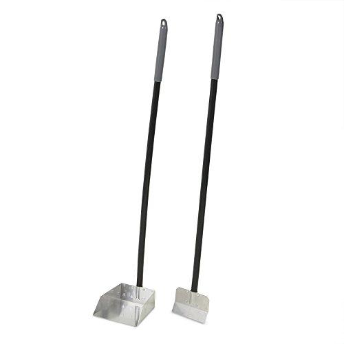 Petmate Clean Response Aluminium, Small, Spade and Pan