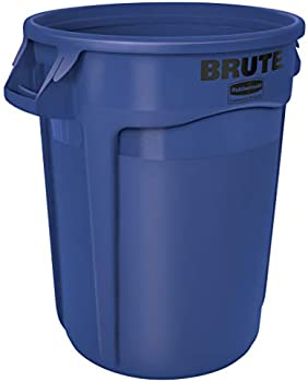 Rubbermaid Commercial Products Brute Heavy-Duty Trash/Garbage Can