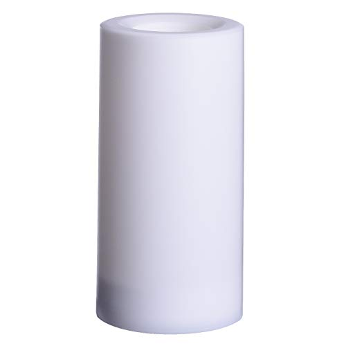 6u0022 Outdoor LED Flameless Candle White - Project 62™