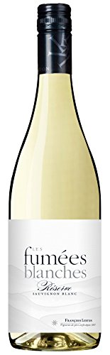 6x 0,75l - 2019er - Les Fumées Blanches - Sauvignon Blanc - Vin de France - Frankreich - Weißwein trocken