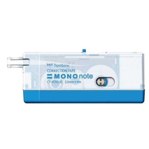 トンボ鉛筆 修正テープ モノノート ブルー×5