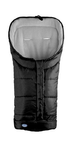 Urra 850-0000-22 voetenzak standaard groot, zwart, 600 g