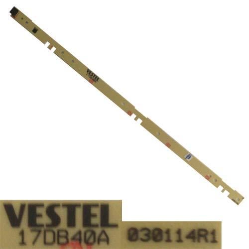LEDS Vestel 17DB40A, 030114R1, Telefunken TE40275N26F1T10D
