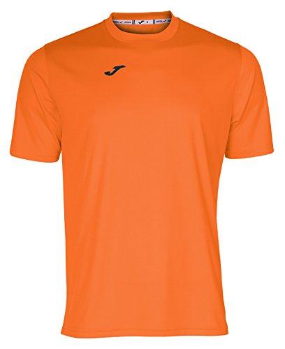 Joma Combi Camiseta, Niños, Naranja, 8-10