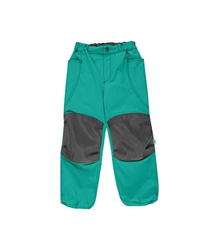 Finkid Kuuhullu Emerald Elephant Kinder Sommer Outdoor Hose mit Besätzen und UV-Schutz