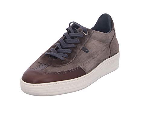 Wed.J.P Van Bommel B.V. - Zapatillas de terciopelo para hombre, color, talla 41 EU