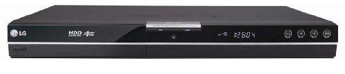 LG RH398H DVD- und Festplatten-Rekorder 250 GB (DivX-zertifiziert, USB, HDMI) schwarz