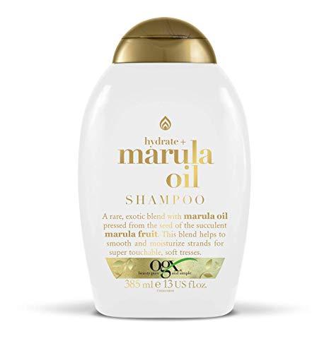 OGX Marula Oil Feuchtigkeitsspendendes Shampoo für trockenes Haar, 385 ml