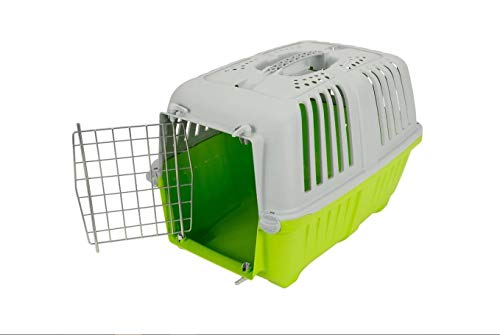 LazyBones Pratiko Pet Carrier, Grande, 55 x 36 x 36 cm (Colori Assortiti)