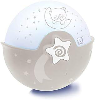 comprar comparacion B Kids 004909 Lámpara Proyector, Color Blanco/Gris