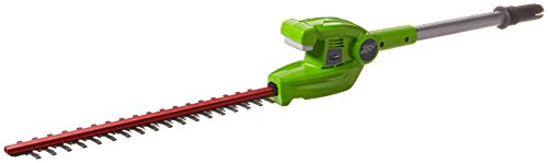 Greenworks 20-Inch 40V Hedge Trimmer Attachment PH40A00