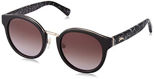 Longchamp LO603S, Acetate Gafas de Sol Havana Multicolor Unisex Adulto, Standard