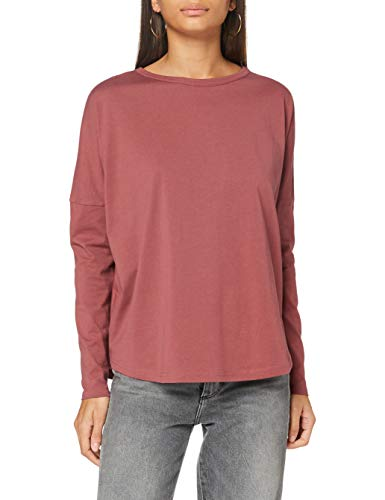 G-STAR RAW Gsraw Graphic Loose Camiseta, Granate Claro B771-B752, X-Small para Mujer