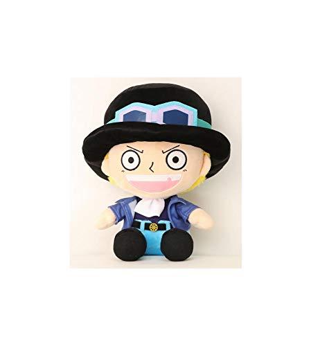 Sakami Merchandise One Piece-Sabo-Plüsch Figur (25cm) -original & lizensiert, Bunt