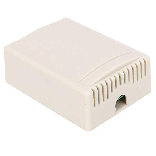 SALUTUYA Receptor de Control Remoto 433MHz Módulo de Control Remoto Motor 1 a 3 Canal Dual para Equipo de Elevación Gateway para Puertas de Interruptor(3 Remote Controls)