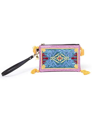 Bioworld Disney Aladdin Magic Carpet Pouch Wallet Monedero 20 Centimeters Multicolor (Multicoloured)