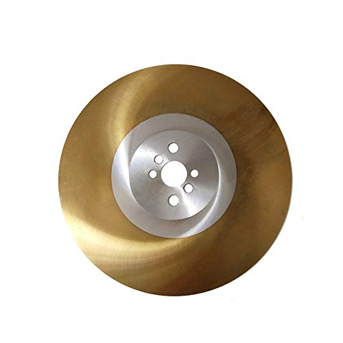 Join Ware 10 Inch 250x2.0x32mm HSS Circular Saw Blade Rotary Tool for Cutting Stainless Steel
