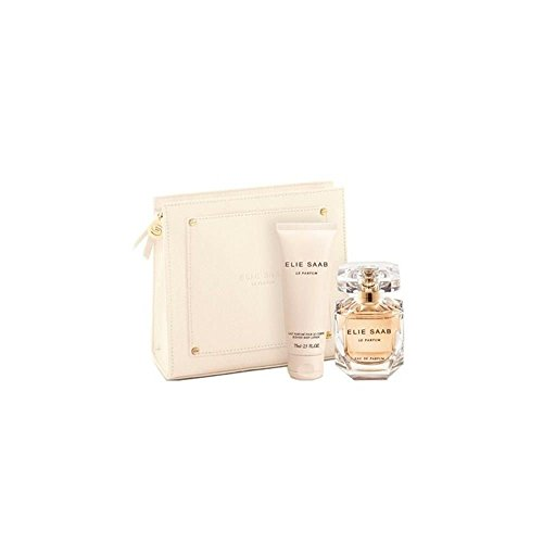 ELIE SAAB EAU DE PERFUME 50ML VAPO. + BODY MILK 75ML + NECESER