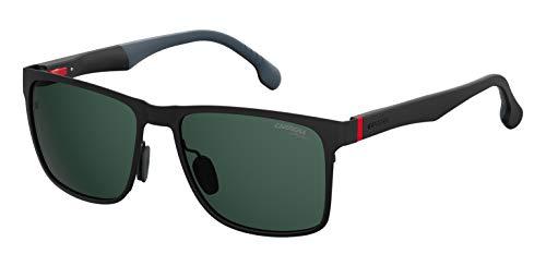 Carrera 8026/S Gafas, Mtt Black, 57 para Hombre