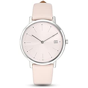 Tommy Hilfiger Womens Pippa Pale Pink Leather Strap 1781925