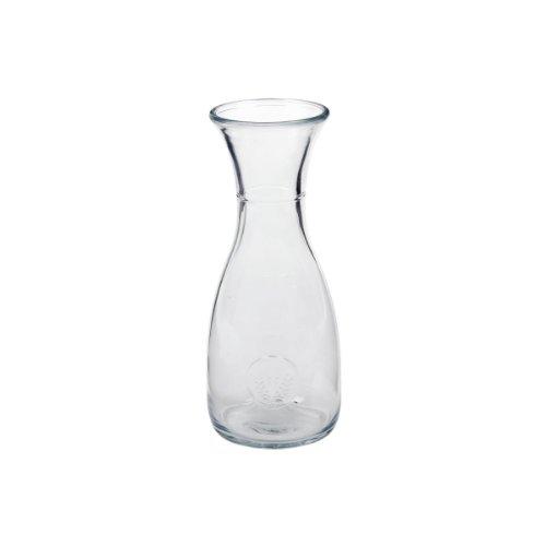Wine Carafe 1ltr. Misura clear