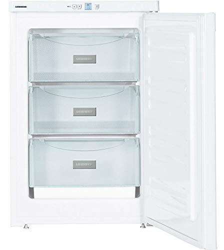 Liebherr Gw 855-3 Tischgefrierschrank 98 Liter SmartFrost 3 Schubladen EEK: A++