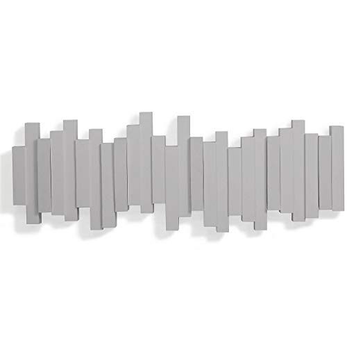 Umbra 318211-918 Sticks Multi Gancio, Weiß