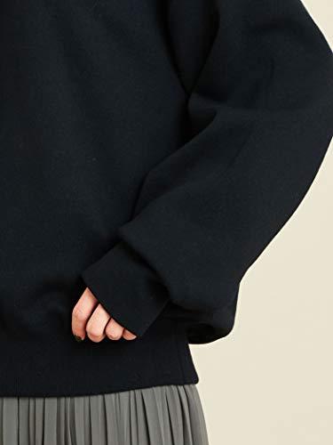 『(ビューティ&ユース ユナイテッドアローズ) BY∴ 14Gフードニットパーカー -ウォッシャブル- 16131063279 2900 DK.BROWN(29) FREE』の7枚目の画像