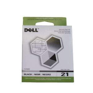 Genuine OEM brand name Dell Series 21 V313/V715 BlackInk 3305275 (180 Yield) Y498D