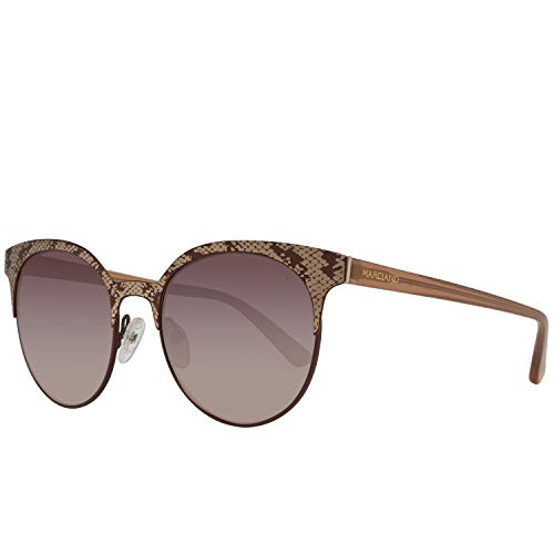 Guess by Marciano Sonnenbrille Gm0773 49F 52 Gafas de sol, Marrón (Braun), 52.0 para Mujer