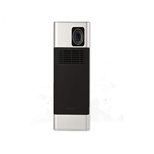 Proyector Inteligente, videoproyector 3D, protección Ocular con compatibilidad con Teclado láser 1080P, comparta la Misma Pantalla, Compatible con HDMI/USB