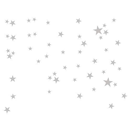 YWLINK 38 Unids Estrella ExtraíBle Vinilo De Arte Mural Home Room Decor NiñOs Habitaciones Pegatinas De Pared