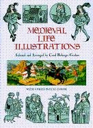 Medieval Life Illustrations (Dover Pictorial Archive Series)