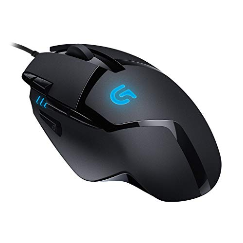 Logitech G402 Scroll-Rad, PC-Maus, PC/Mac, 2-Wege, Gaming Produkt