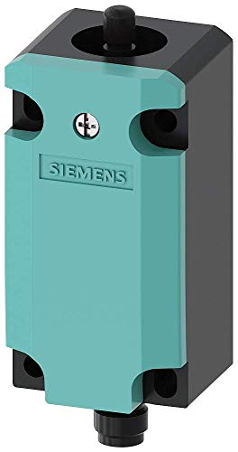 Siemens 3SE5 114-0CA00-1AC5 International Basic Switch, 40mm Metal Enclosure, M12 Connector Socket, 5 Pole, Snap Action Contacts, 1 NO + 1 NC Contacts