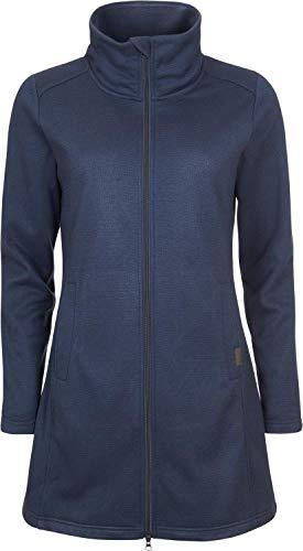 Elkline Crispair Fleecemantel Damen blueshadow Größe EU 42 2019 Jacke