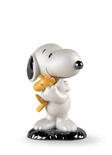 LLADRÓ Figura Snoopy. Figura Snoopy de Porcelana.