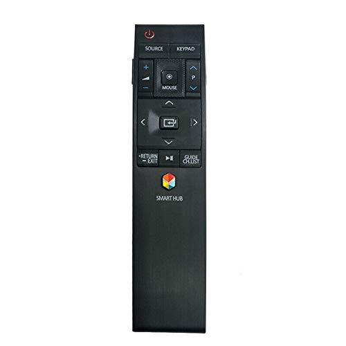 aikeec Mando a distancia de repuesto para Samsung 4K Curved TV BN59-01220E BN5901220E RMCTPJ1AP2