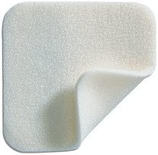 Mepilex Soft Silicone Absorbent Foam Dressing 4 x 4 - Box of 5