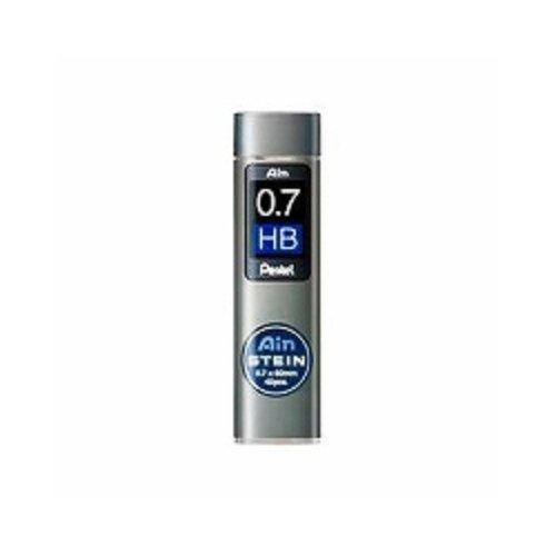 ぺんてる シャープペンシル替芯 Ain替芯 シュタイン 0.7mm HB C277-HB  『 2セット』