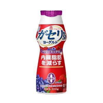 【冷蔵】恵 megumi ガセリ菌SP株ヨーグルト ドリンクタイプ ベリーミックス 100gX12本