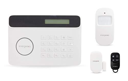 Sistema de Alarma WiFi/gsm 3.0 Energeeks