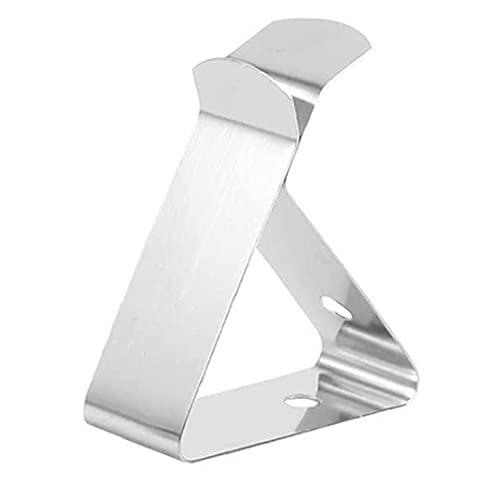 Runfon BBQ Termómetro Clip Holder Meat Sensor Sonda Grill Temperatura Fija Medida 4pcs Style3