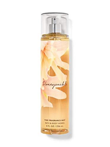 Bath-and-Body-Works-Honeysuckle-Fine-Fragrnace-Mist-8-Ounce-Body-Spray