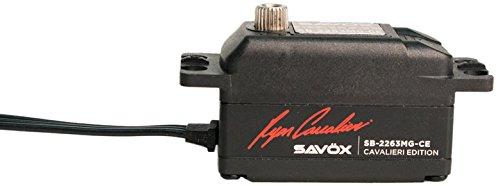 Savöx Ryan Cavalieri Edition Low Profile Brushless Digital Servo