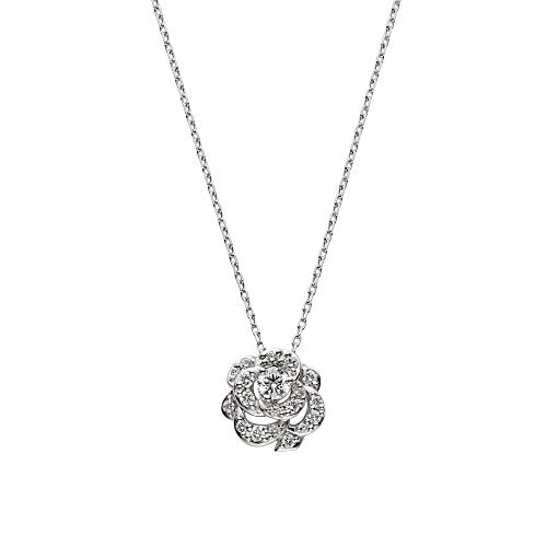 [ヴァンドーム青山] ダイヤモンド 0.08ct プラチナ Pt950 4.54827E+12 ネックレス APVN199845DI