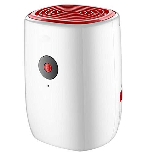 UPSTYLE Deshumidificador eléctrico Mini secador de Aire portátil Gabinete de bajo Ruido Deshumidificador de Dormitorio en casa