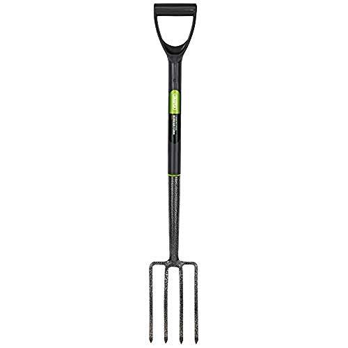 Draper 88791 Carbon Steel Border Fork