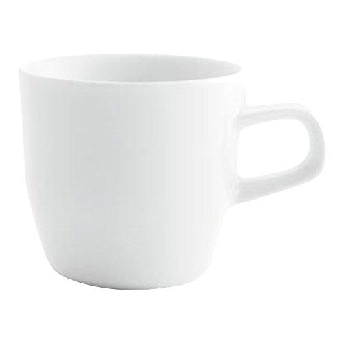 Kahla Elixyr weiss Kaffee-Obertasse 0,20 l bordglasiert