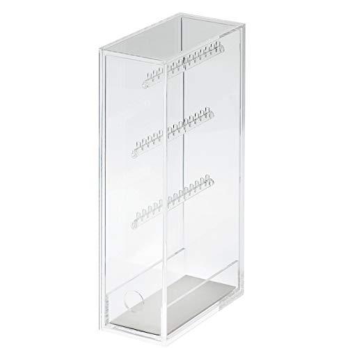 MUJI E11S140 Aufbewahrungsbox, acryl, farblos, M